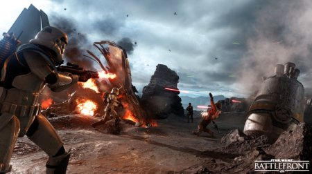 Star Wars: Battlefront обзор