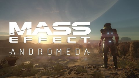 Детали Mass effect Andromeda