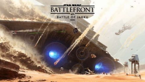Battle of Jaku Star Wars battlefront