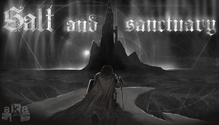 «Salt and sanctuary» - духовный наследник «Dark Souls»