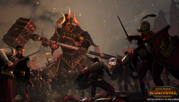 Фракции в «Total War: Warhammer»: «Воины Хаоса»