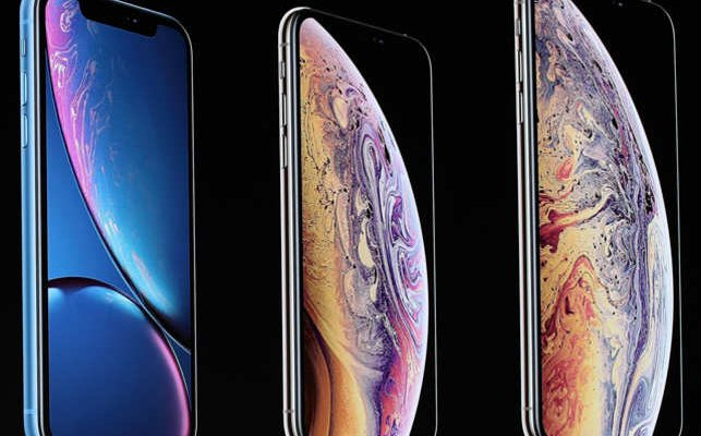 Обои iPhone XS, XS Max, XR