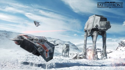 Star Wars Battlefront продажи в UK