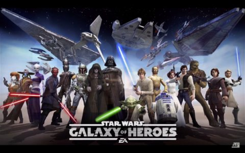 Star Wars Galaxy of Heroes для Ios и Android