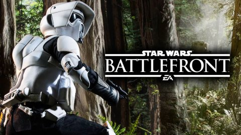 Star Wars Battlefront спидеры Burnout