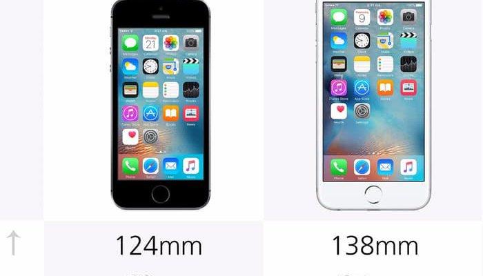 Стоит ли менять «шестерку» на iPhone SE?: http://igamesworld.ru/novosti-tehnologiy/novosti-it-sfery/944-stoit-li-menyat-shesterku-na-iphone-se.html