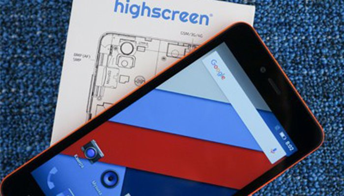 Обзор Highscreen Prime L