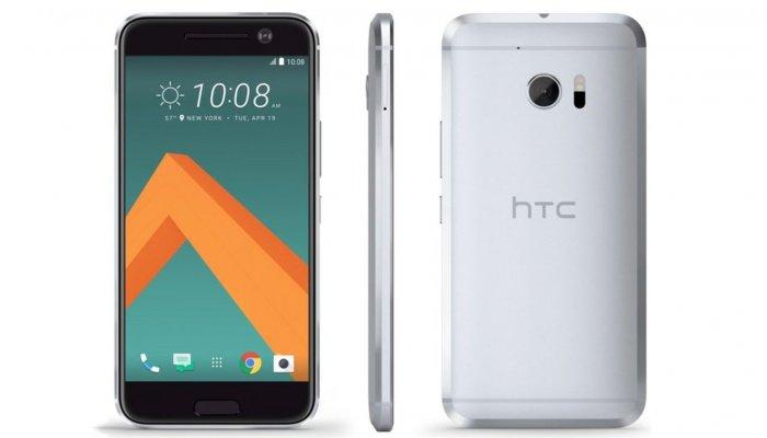 Смартфон HTC 10 выходит на рынок России
