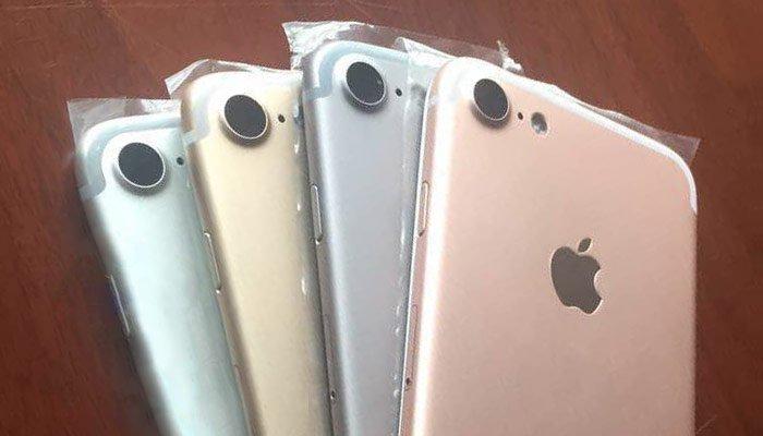 Живые фото iPhone 7 попали в сеть: http://igamesworld.ru/novosti-tehnologiy/novosti-apple/1332-zhivye-foto-iphone-7-popali-v-set.html