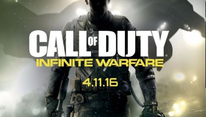 Call of duty:Inifnite Warfare