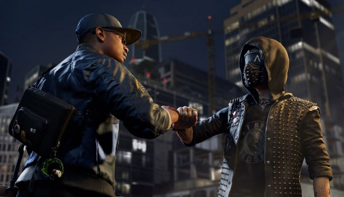 Watch Dogs 2 видео