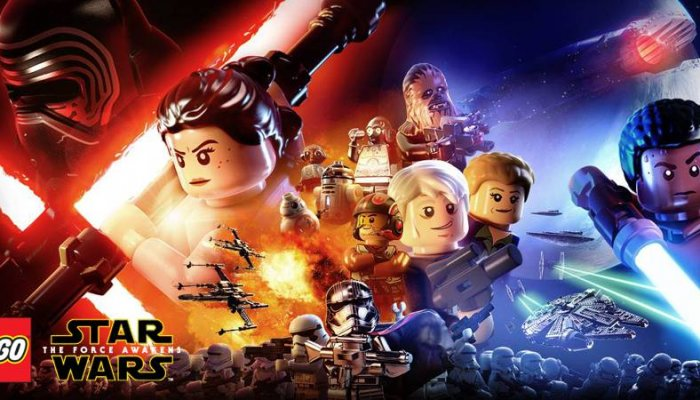lego star wars the force awakens вышла на Android