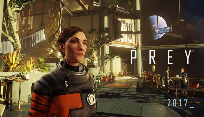 Prey Gamescom 2016