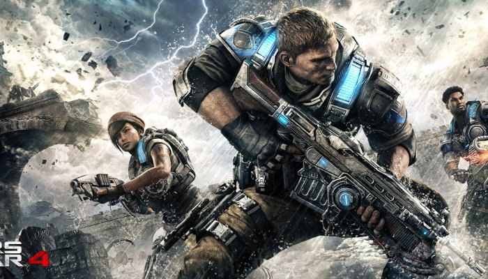 Microsoft представила релизный трейлер Gears of War 4