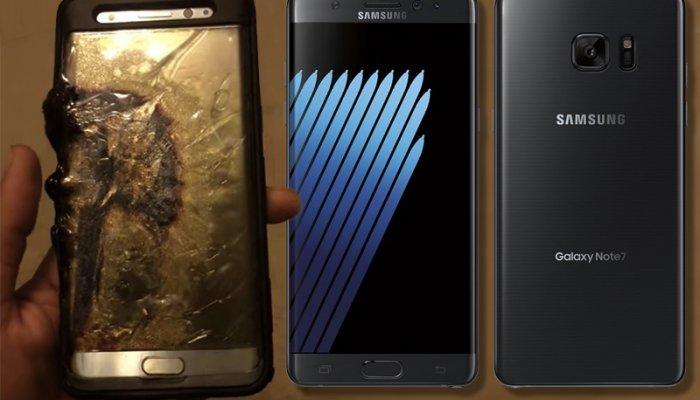 Самсунг уничтожит всю партию Galaxy Note 7